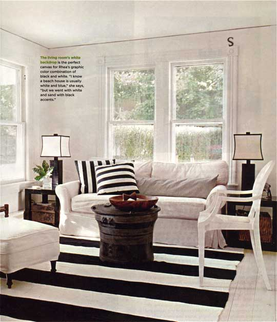 Prison Break Power of Stripes Kate Byer Interior Design
